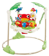 Clever Fisher Price Rainforest Jumperoo Lizard Rattle Tray Toy Blue Replacement Parts Soft And Antislippery Baby Gear Baby Jumping Exercisers